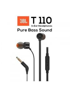 JBL T110 In-Ear Headphones with Mic
