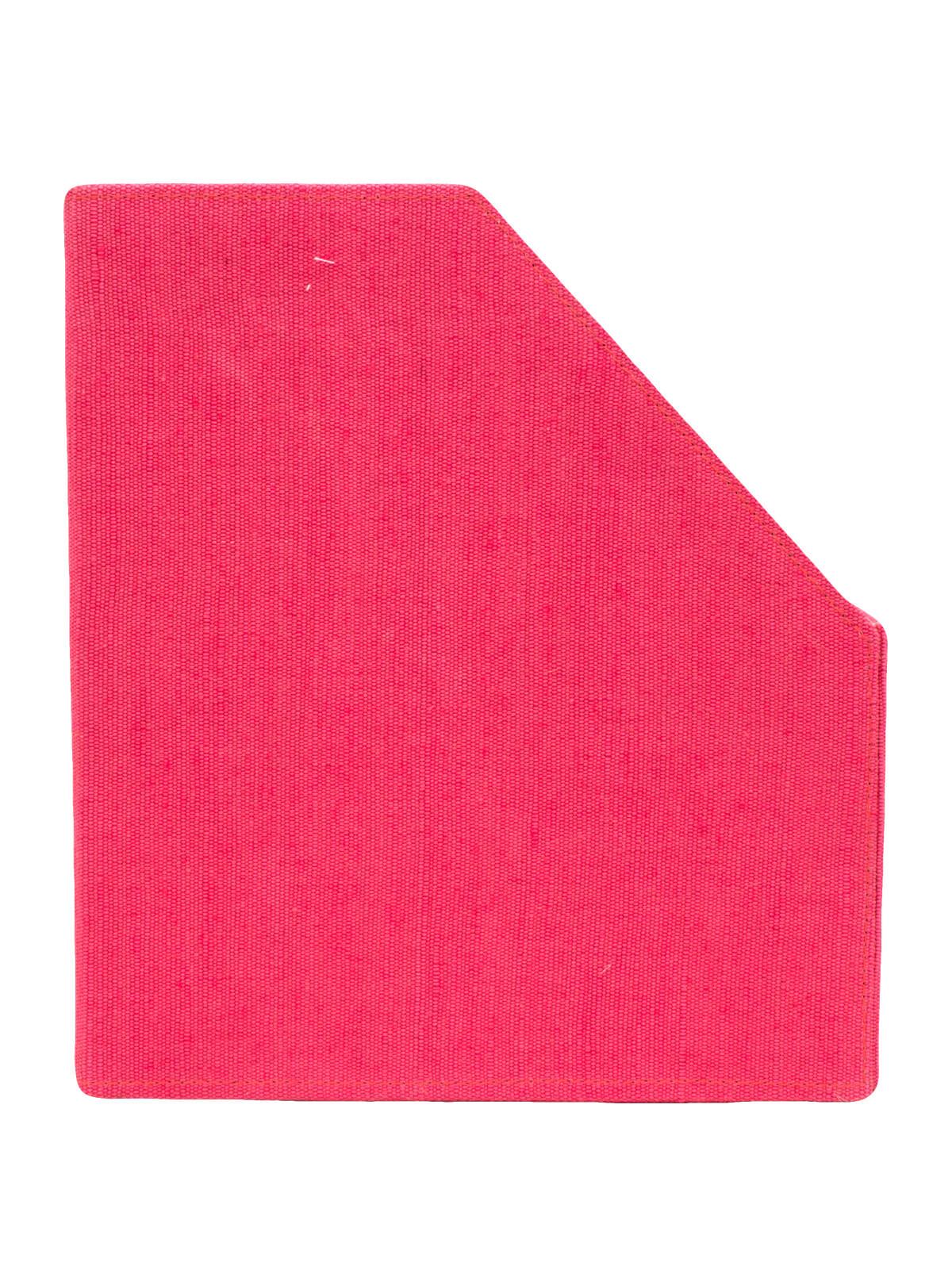 Pink Jute Desk File