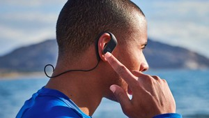JBL Endurance Sprint Waterproof Wireless in-Ear Sport Headphones with Touch Controls(6 Months Official Warranty)