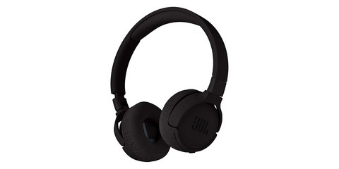 JBL Tune 600 BTNC On-Ear Wireless Bluetooth Noise Canceling Headphones- Black