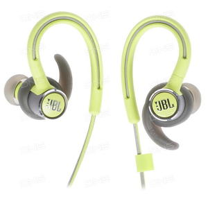 JBL Reflect Contour 2 Wireless Sport in-Ear Headphones with Three-Button Remote and Microphone