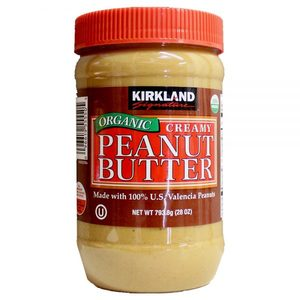Kirkland Signature Organic Peanut Butter, 28 oz