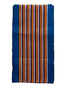 Multi-color Cotton Runner Mat