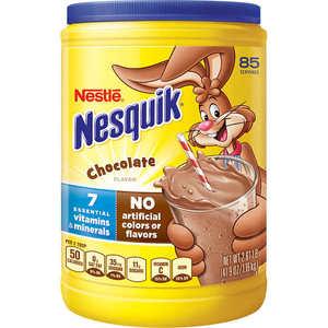 Nestlé Nesquik Chocolate Drink Mix, 2.6 lbs