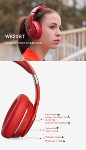 Edifier W820BT Wireless Bluetooth Headphone