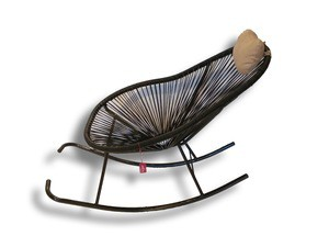 Rocking Chair/E008/Black