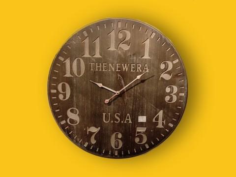 55004 / Wall Clock