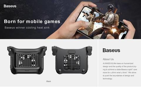 Baseus Winner Cooling Heat Sink PUBG Gamepad