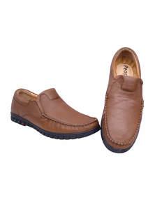 Ironstone Brown Gents Shoe
