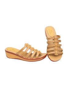 Whiskey Orange Ladies Sandal