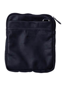 Black Motor Bike Bag