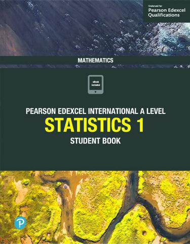 Edexcel IAL Mathematics Statistics S1 Student Book