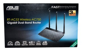ASUS RT-AC53 Dual-band Wireless  Router