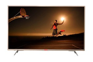 New USHA 40'' UL - SM40SY5 (SS Body) Android LED TV (With 5 Years Warranty)