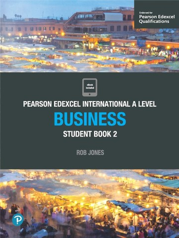 Edexcel International A Level Business Student Book 2
