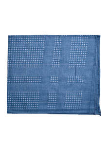 Air Force Blue Cotton Handkerchief