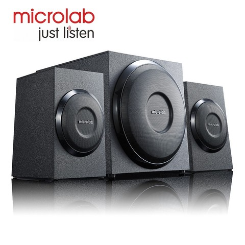 Microlab M-110 2.1 Speaker