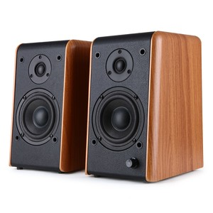 MICROLAB B77BT 2.0 MULTIMEDIA WOODEN COLOR SPEAKER
