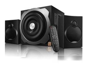 F&D A521X 2:1 Bluetooth Speaker