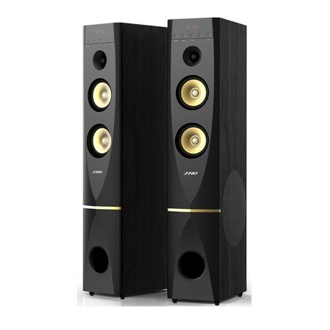 F&D T88X Bluetooth 2:0 Tower Speaker(With Microphone)