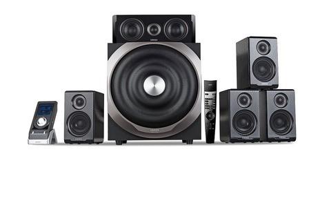 Edifier S760D 5.1 Surround Sound Black Speaker