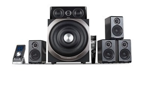 Edifier S760D 5.1 Surround Sound Black Speaker