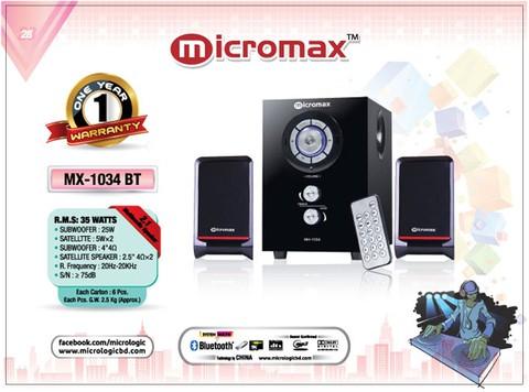 Micromax MX-1034S