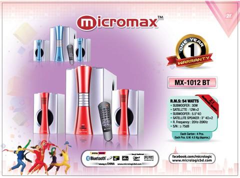 Micromax MX-1012S