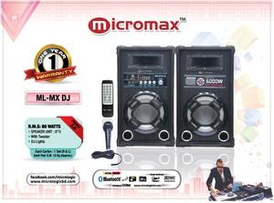Micromax MX-DJ BTM