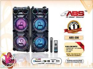 Micromax ABS-200 BTM