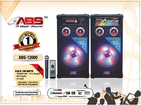 Micromax ABS-12000 BTM