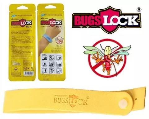 Bugslock Mosquito Repellent Bracelet