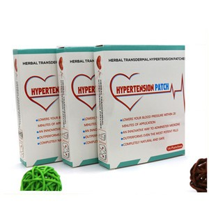 Hypertension Patch- For Cure Blood Pressure