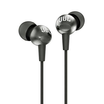JBL C200SI Universal 3.5mm In-ear Stereo Earphones Wire Earbuds