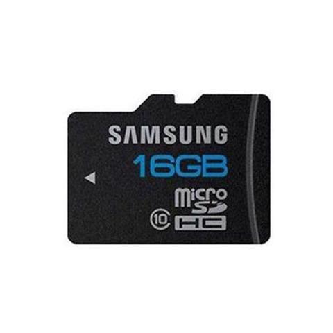 16GB Micro SD Class 10 Memory Card - Black