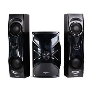 Model - Digital X X-G967BT   Type - Bluetooth Speaker, Channel - 2:1, RMS/Channel (Watt) - 6Watt x 2, RMS/Subwoofer (Watt) - 16Watt, Frequency (Hz - KHz) - 40Hz-20Hz, Others - Color: Black, Body: Wooden cabinet, Power: AC 220-240V, 50-60Hz, Woofer: 4