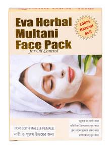 Herbal Multani Face Pack