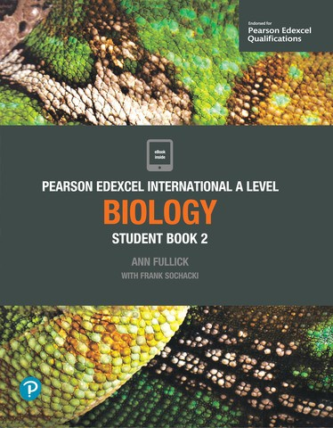 Edexcel International A Level Biology Student Book 2