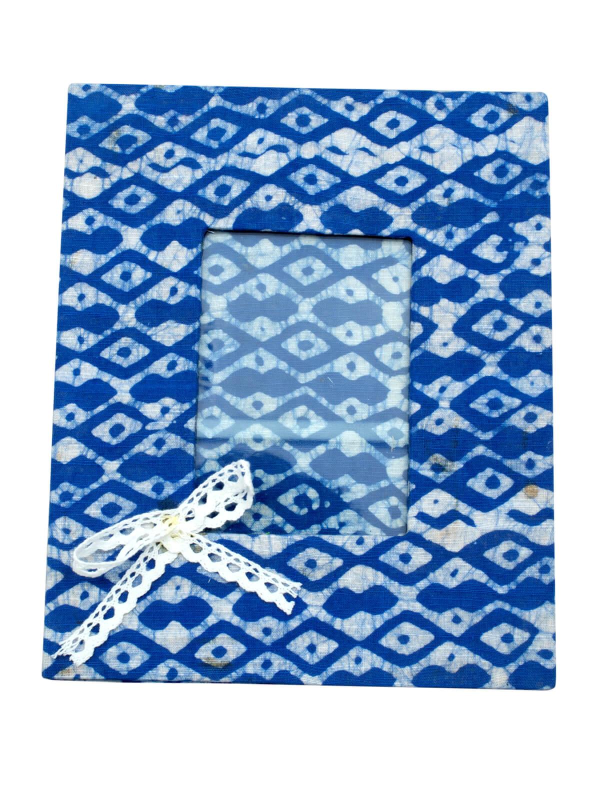 Cotton Photo Frame