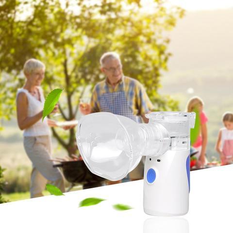 Portable Inhaler Mesh Nebulizer hl-100A
