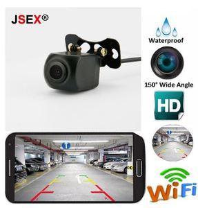 Generic IP66 Waterproof Night Vision Mini WiFi Reversing Car Camera, Night Vision Distance: 5-10m