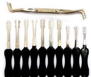 Goso auto pick set, 10 sets Lock Quick Opener for Automobile, car tools, locksmith tools H089