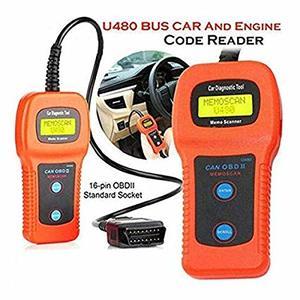 Original Xtool U480 OBD2 OBDII Car/Truck AUTO Diagnostic Engine Scanner Fault Code Reader