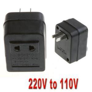 AC 220V TO 110V voltage Converter 50w SC-21C