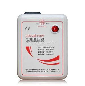 AC 220 V to 110 V 1000 W Power Converter transformer