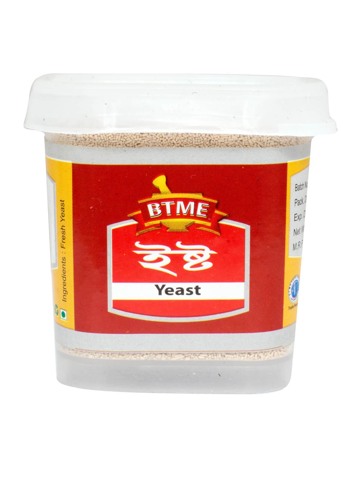 Yeast 50 gm
