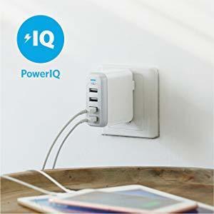 Anker Powerport 4 white offline packging v3