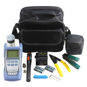 Fiber Optic FTTH Tool Kit