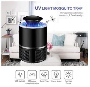 USB Mosquito Killer LED Lamp