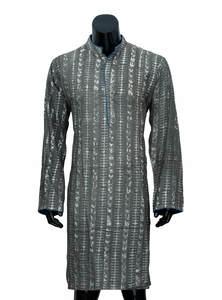 Linen Panjabi